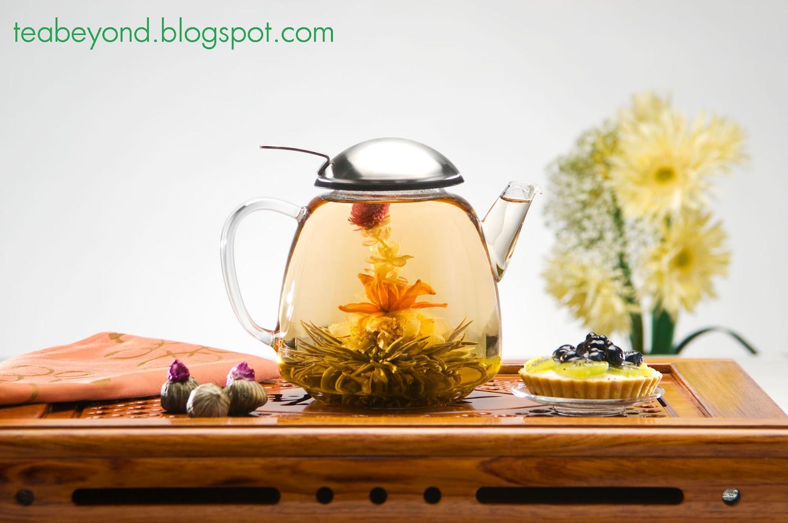 Tea Beyond Tea 101 How To Brew Blooming Tea Flower Tea Tea Flower Flowering Tea Blossoming Tea