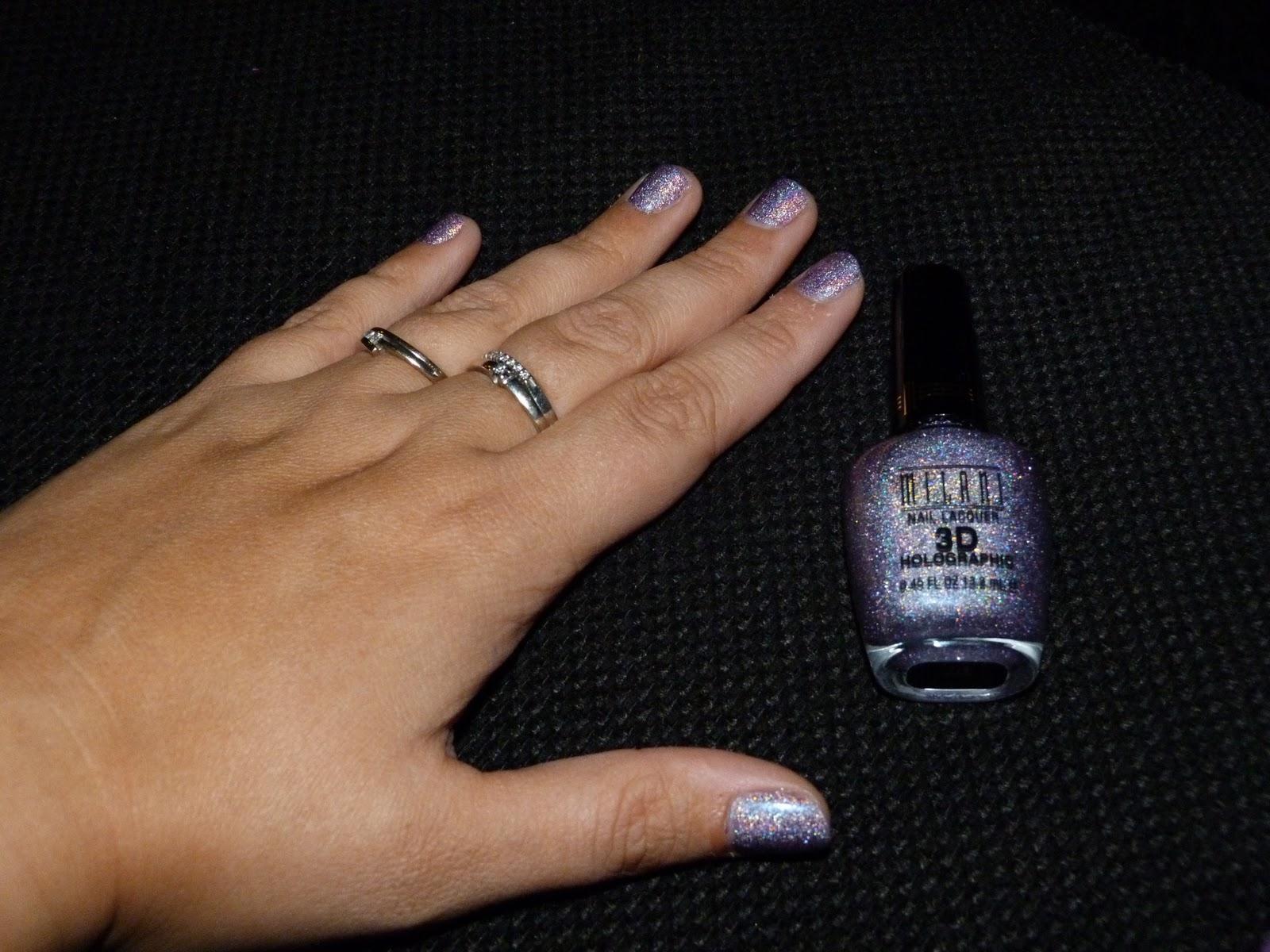 milani nagellak