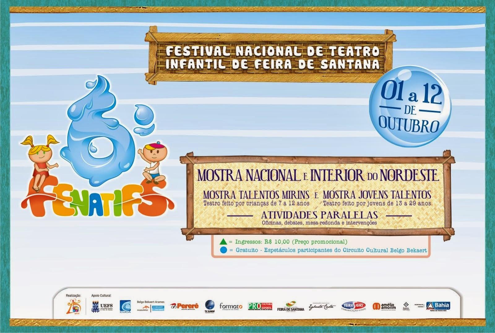 FESTIVAL NACIONAL DE TEATRO INFANTIL