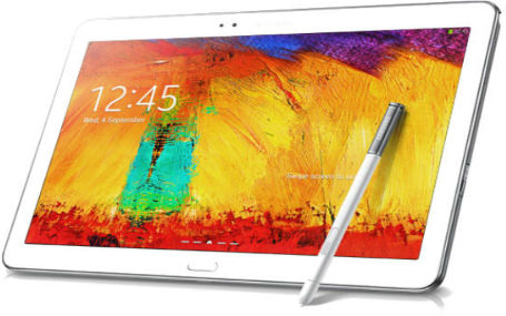 Samsung Galaxy Note Pro 12.2 in Office Depot