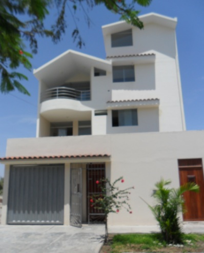 Fachadas y casas fachadas de casas de 3 pisos for Casas modernas 3 pisos
