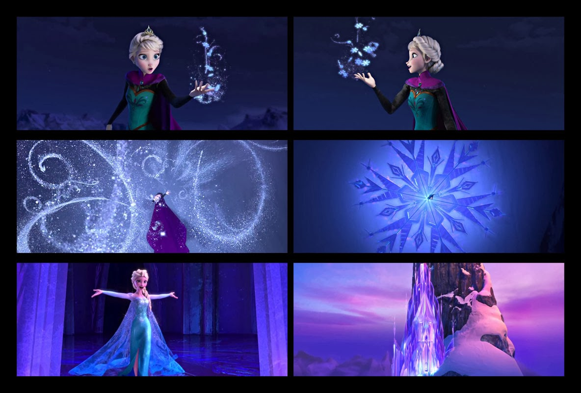 DISNEY: Frozen (2013) ... Disney Frozen Gif Do You Want To Build A Snowman