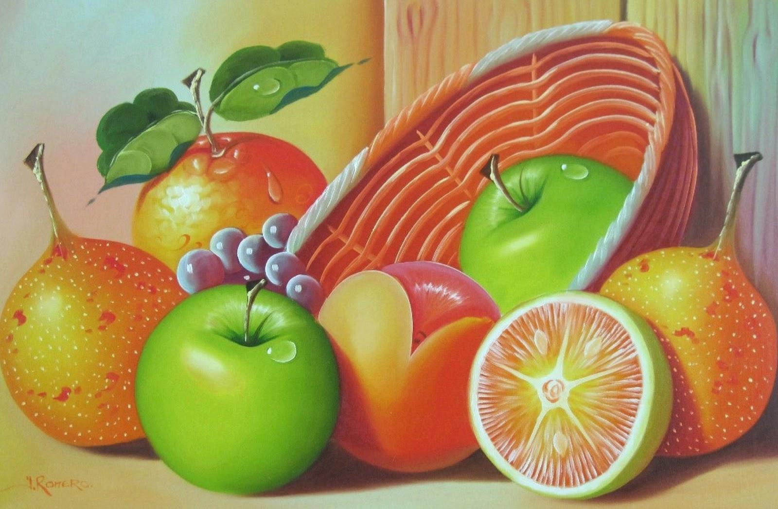 Cuadros modernos pinturas y dibujos cuadros al leo para for Cuadros para cocina