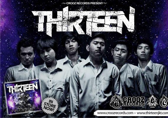Thirteen - Jakarta Story