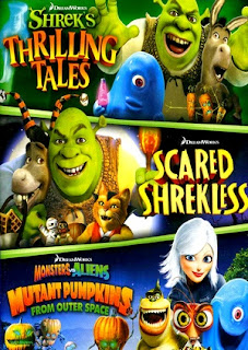 Dreamworks Spooky Stories Online