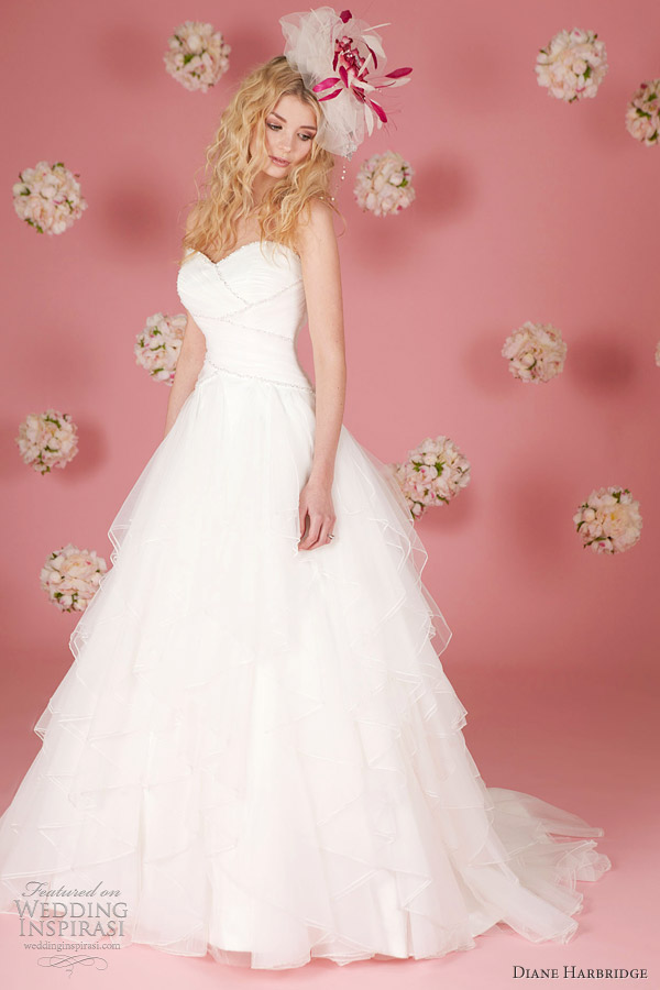 Diane Harbridge Bridal 2012 Wedding Dresses Wedding