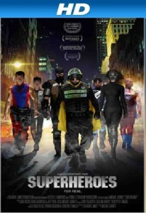 Superheroes (2011) BluRay 720p 600MB