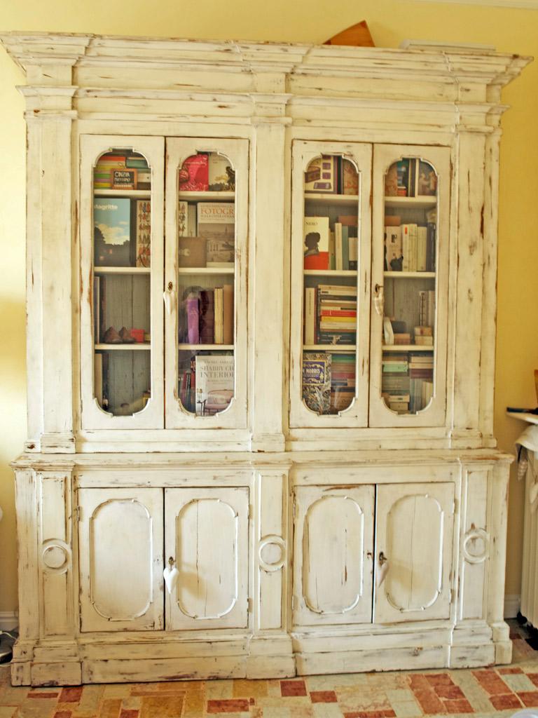 Creamaricrea fotografa la tua casa cinzia - Mobili decapati bianchi tecnica ...