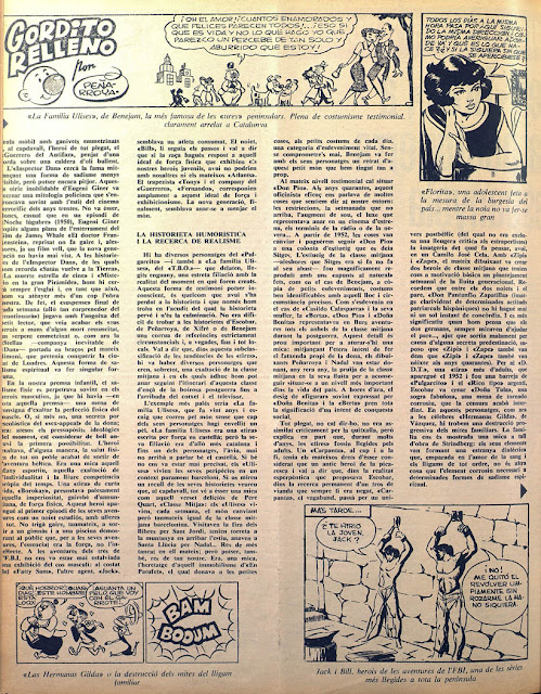 Terenci Moix, comic