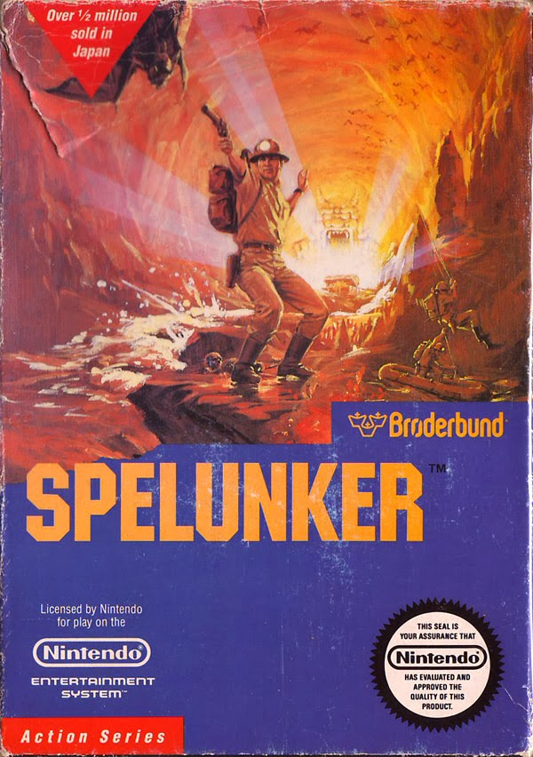 The Case of Spelunkers