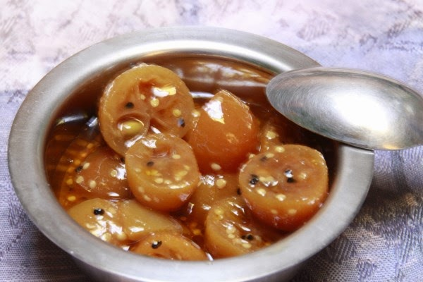 how to make kumquat pickle indian style