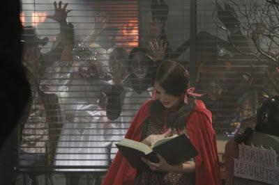 Community Halloween Abba zombies
