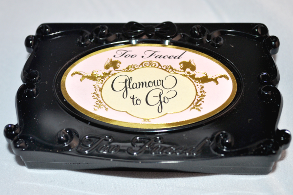 Too Faced Glamour to Go makeup review