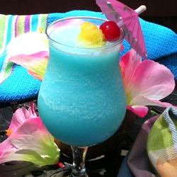 drink recipes blue hawaiian recipe. Black Bedroom Furniture Sets. Home Design Ideas