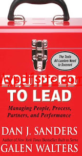 Equipped to Lead