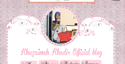 blog comel,cute,cantik