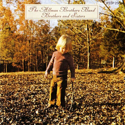 The Allman Brothers Band - Brothers and Sisters 1973 (USA, Southern Rock, Blues-Rock)