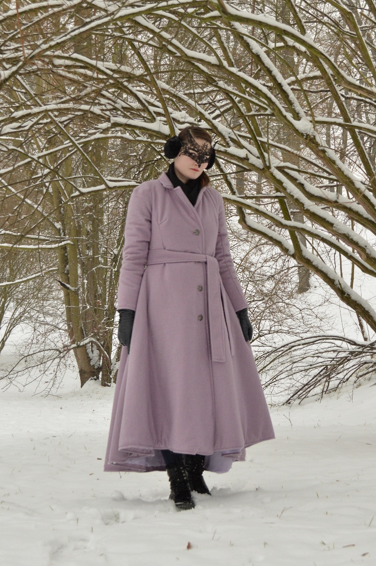 diy, coat, quaintrelle, sewing, georgiana, quaint, princess, vintage, costumery, historical garment