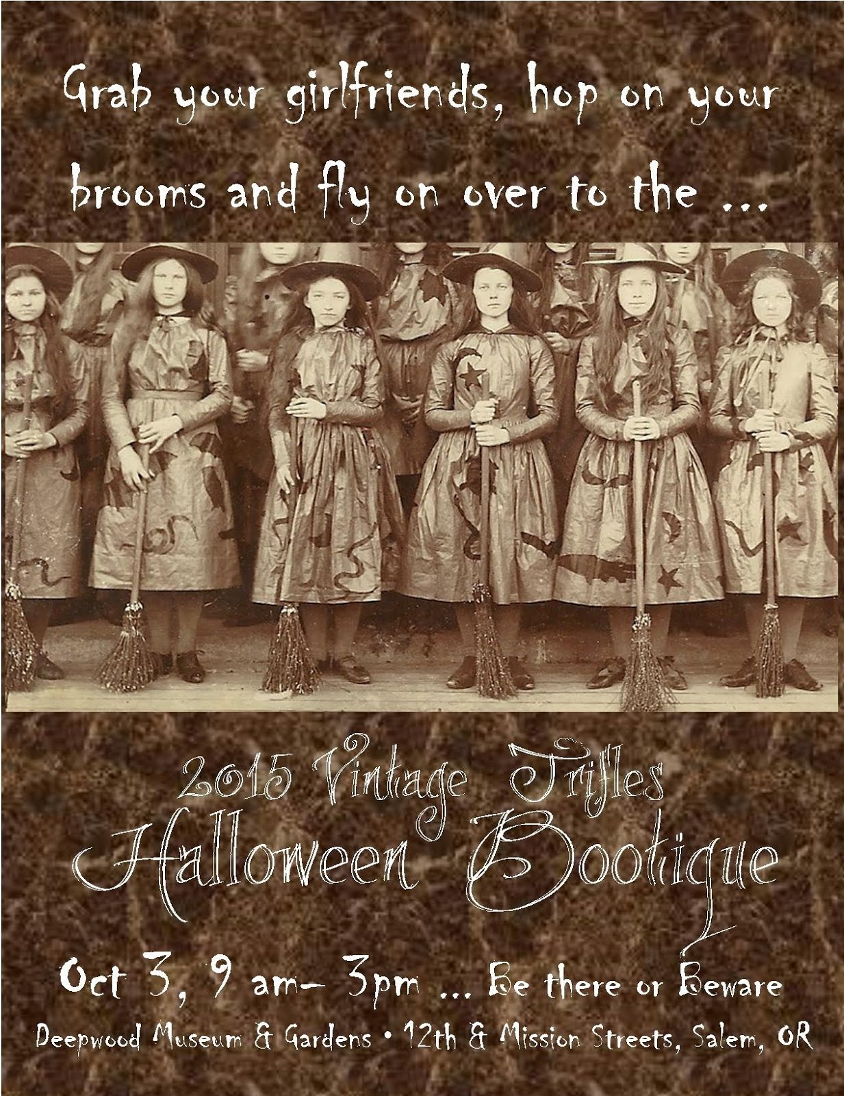 Vintage Halloween Bootique