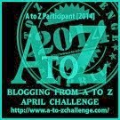 I'm doing the A to Z blogging challenge!