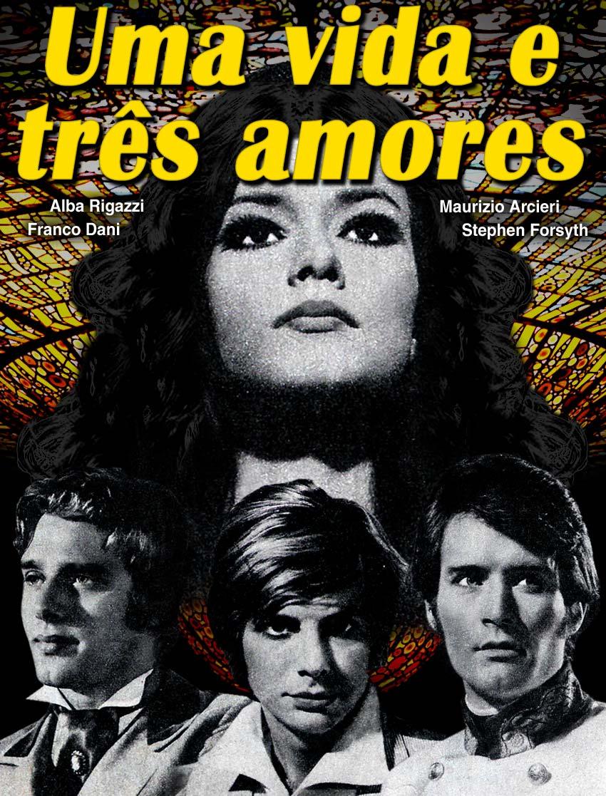 Filme Resgate De Uma Vida regarding acervo de fotonovelas: uma vida e três amores
