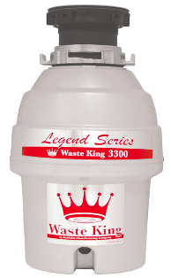 Waste King L-3300 Legend Series  3/4 HP Reviews