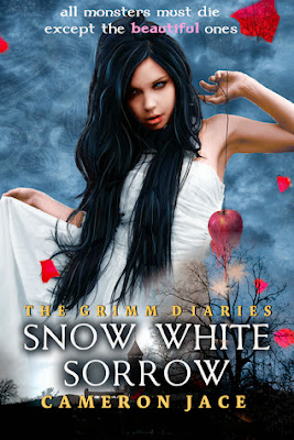 Snow White Sorrow, The Grimm Diaries, Cameron Jace, Book Review, Goodreads