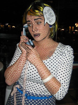 314964 601820614675 17402919 32794006 2085330799 n Roy Lichtenstein inspired costume