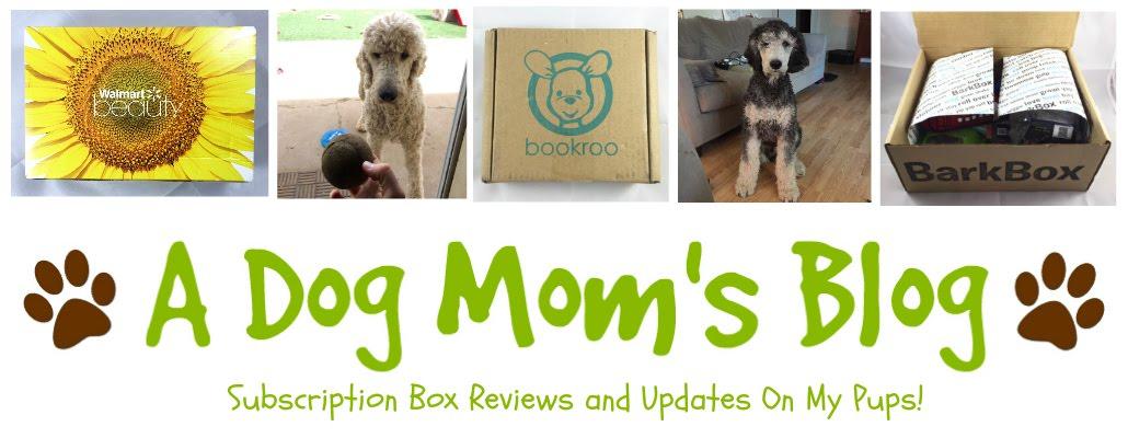 A Dog Mom's Blog