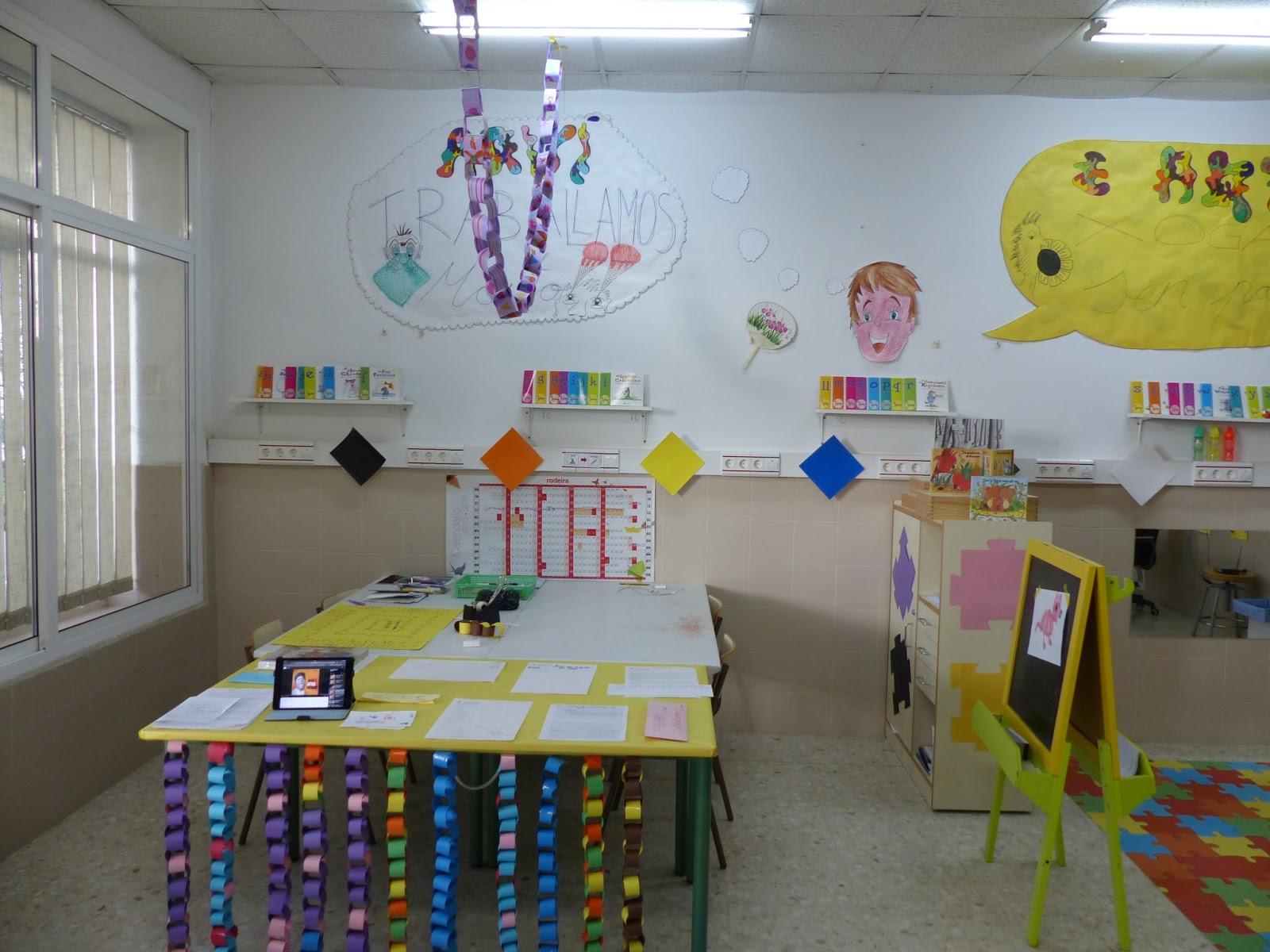 Arte y cultura en el aula de audici n y lenguaje mi aula for Cortinas para aulas