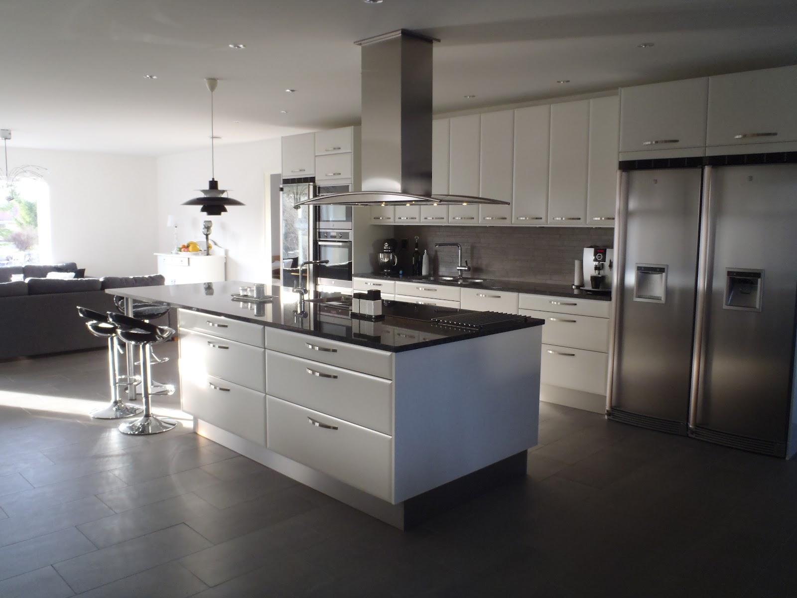 Am dreamhouse: kök och gäst wc
