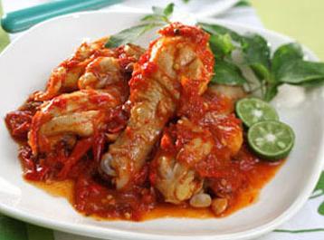 resep masak ayam paniki yang enak, gurih, dan pedas