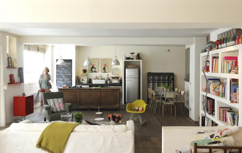 Atelier rue verte le blog visite de la maison de zo de las cases - Zoe de las cases ...