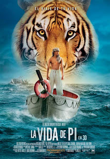 Pelicula La vida de Pi (Una aventura extraordinaria) Online Completo