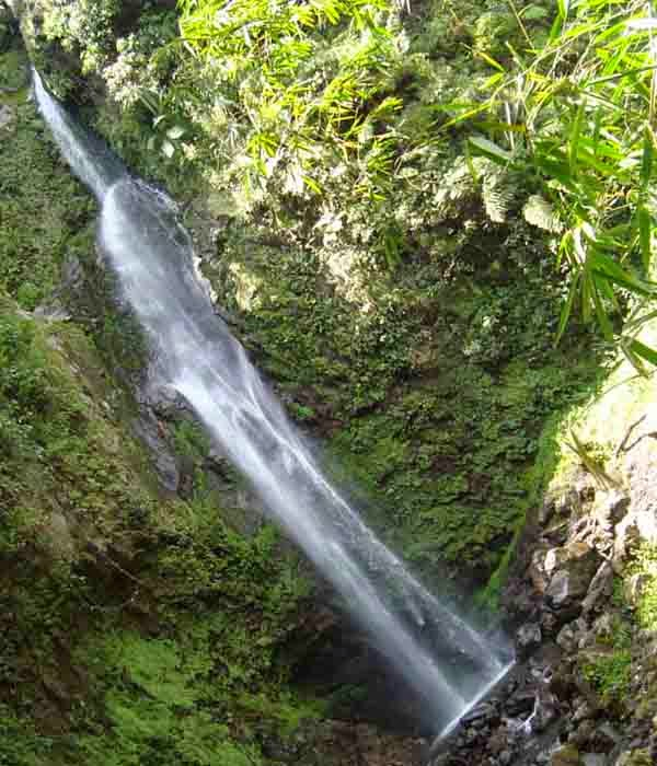 Air Terjun Badorai Agam