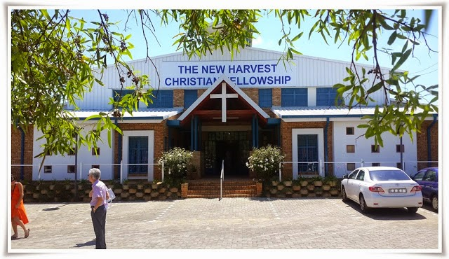 The New Harvest Christian Fellowship