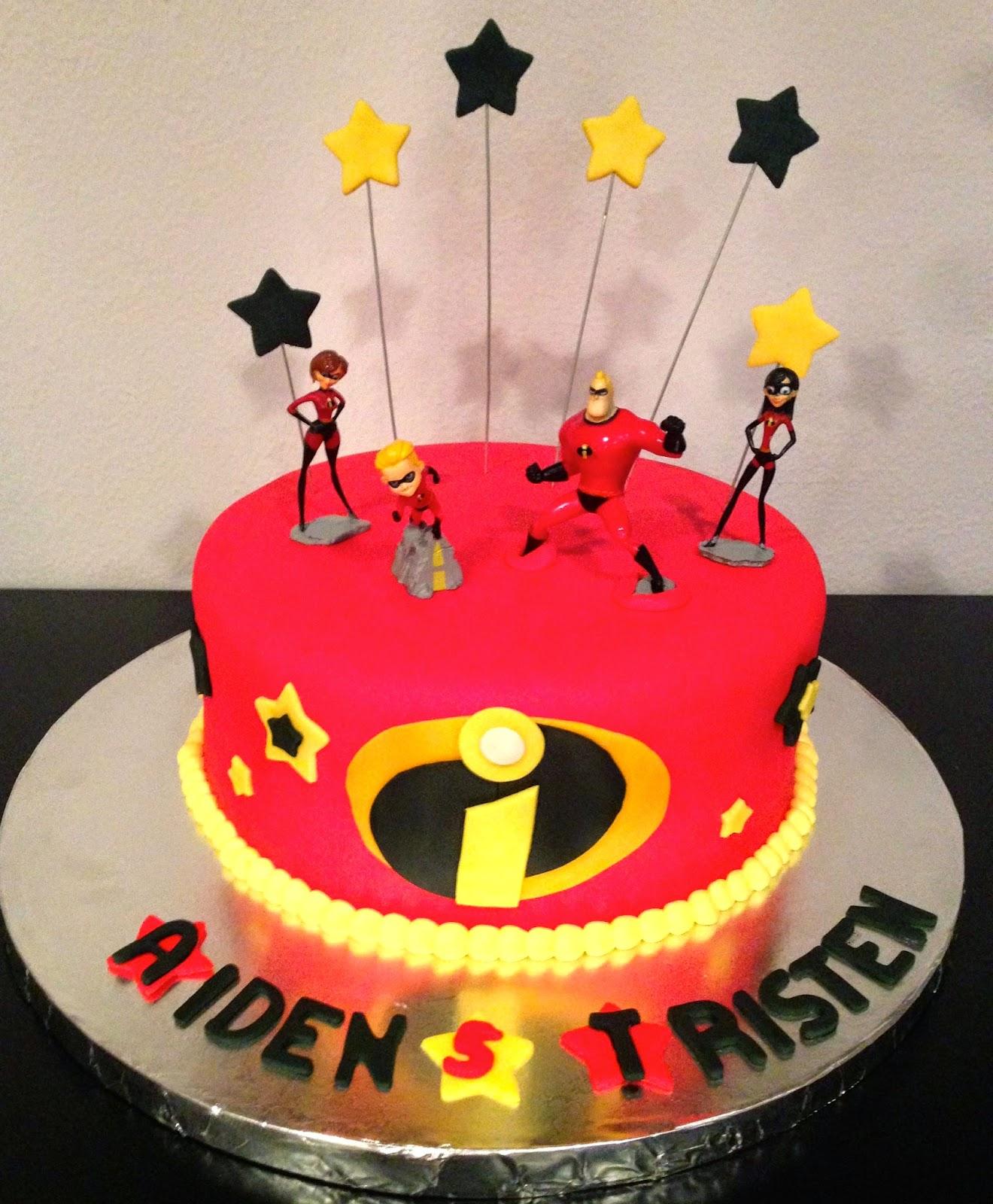Jacque Birthday Cake