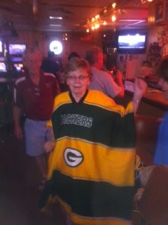 Image: Green Bay Pancho