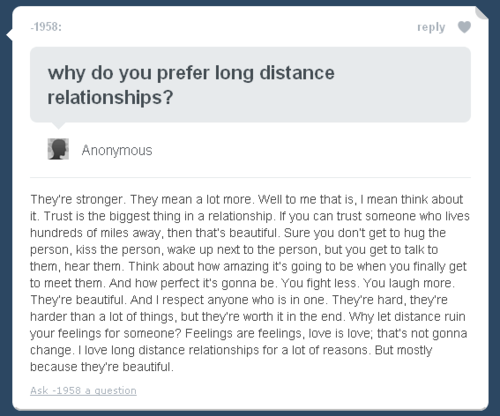 long distance relationships in college essay