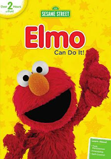 Now you can share in the fabulous first memories with your Sesame Street friends with THE NEW Warner Bros. Home Entertainment DVD release - Sesame Street: Elmo Can Do It!