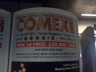 Creative COMEX 2011