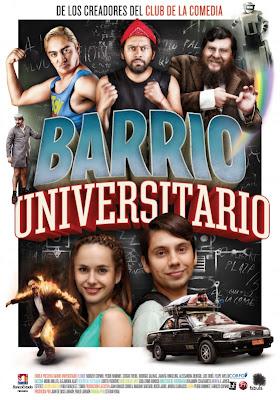 barrio universitario 2013 Barrio Universitario (2013)