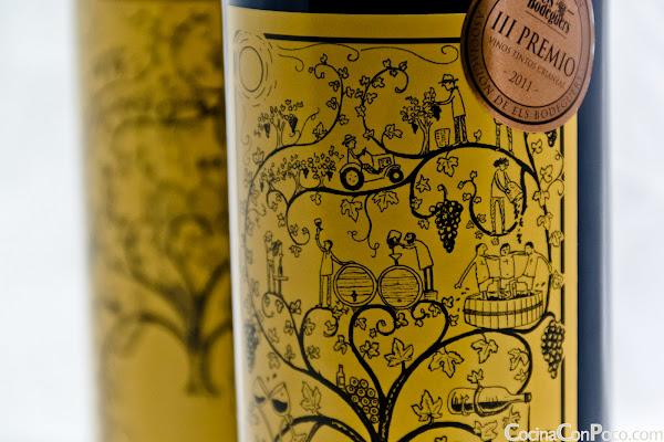 Di Vinos y Viñas - Vins de la Terra de Castello