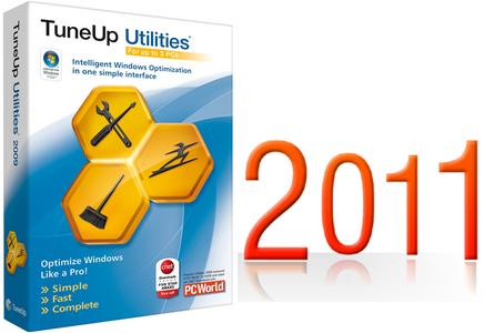 TuneUp Utilities 2011 10.0.4410.11 RePack