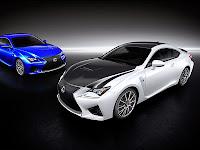 Harga dan Spesifikasi Lexus RC F Indonesia