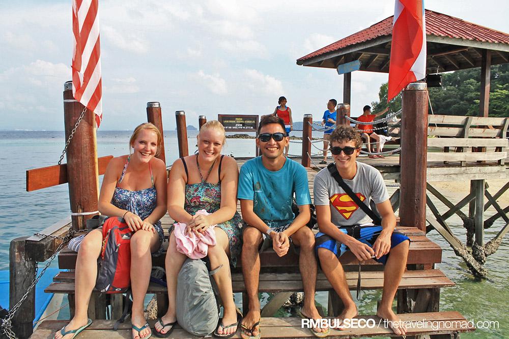 Sapi Island Kota Kinabalu