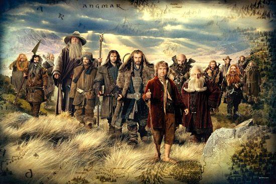 Dwarves The Hobbit Fan Art