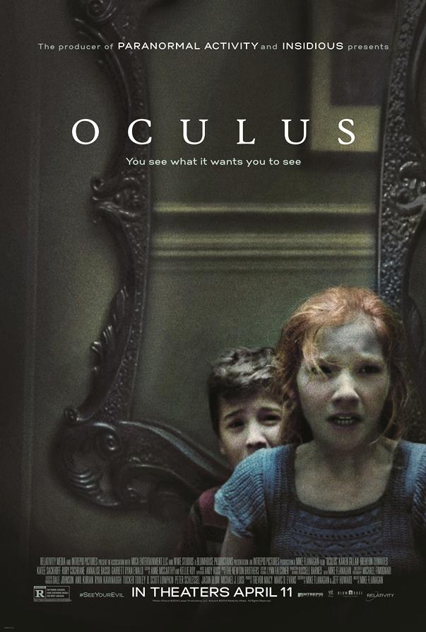 Oculus póster