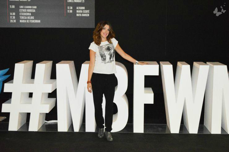 #MODA. MBFW, el Cibelespacio y mucho más...