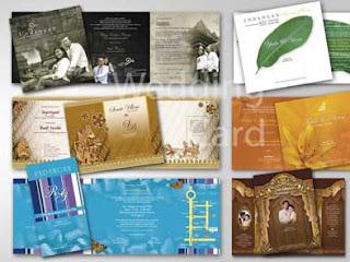 Desain Undangan Pernikahan 2011